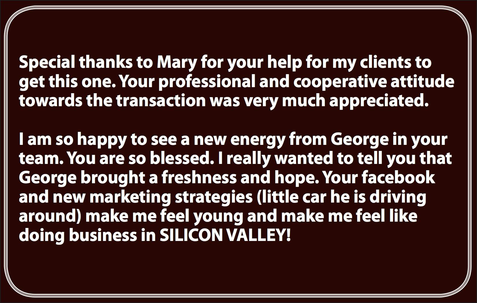 Customer Testimonial 27