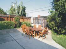 Trona Back yard