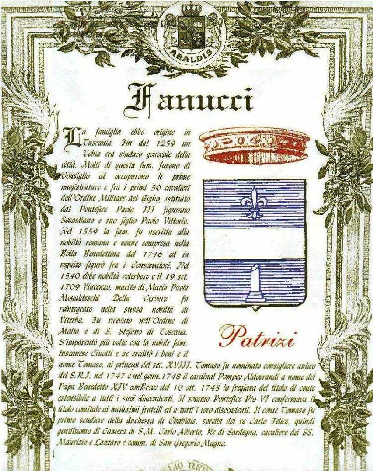 Fanucci Crest